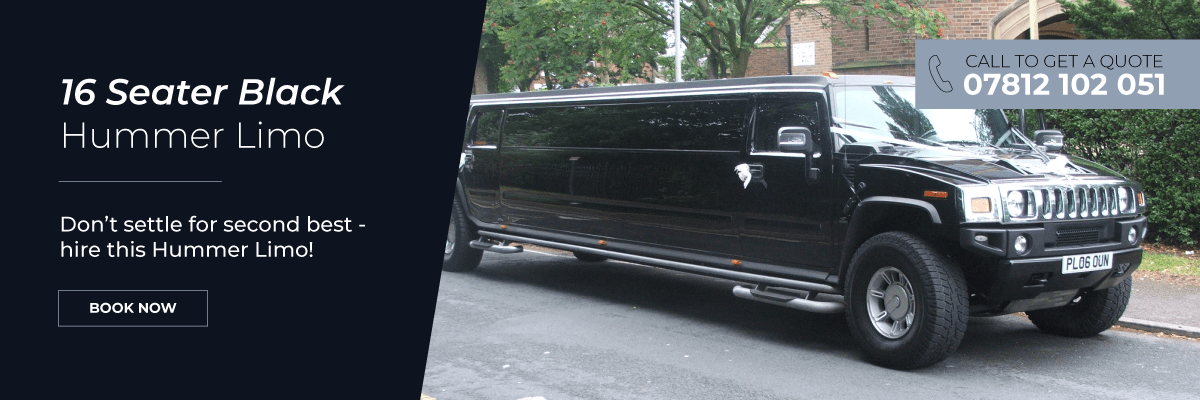 Limo hire in Manchester