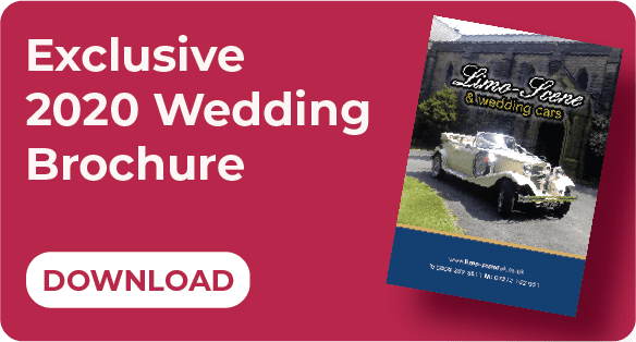 Limo & Wedding Car Hire Brochure