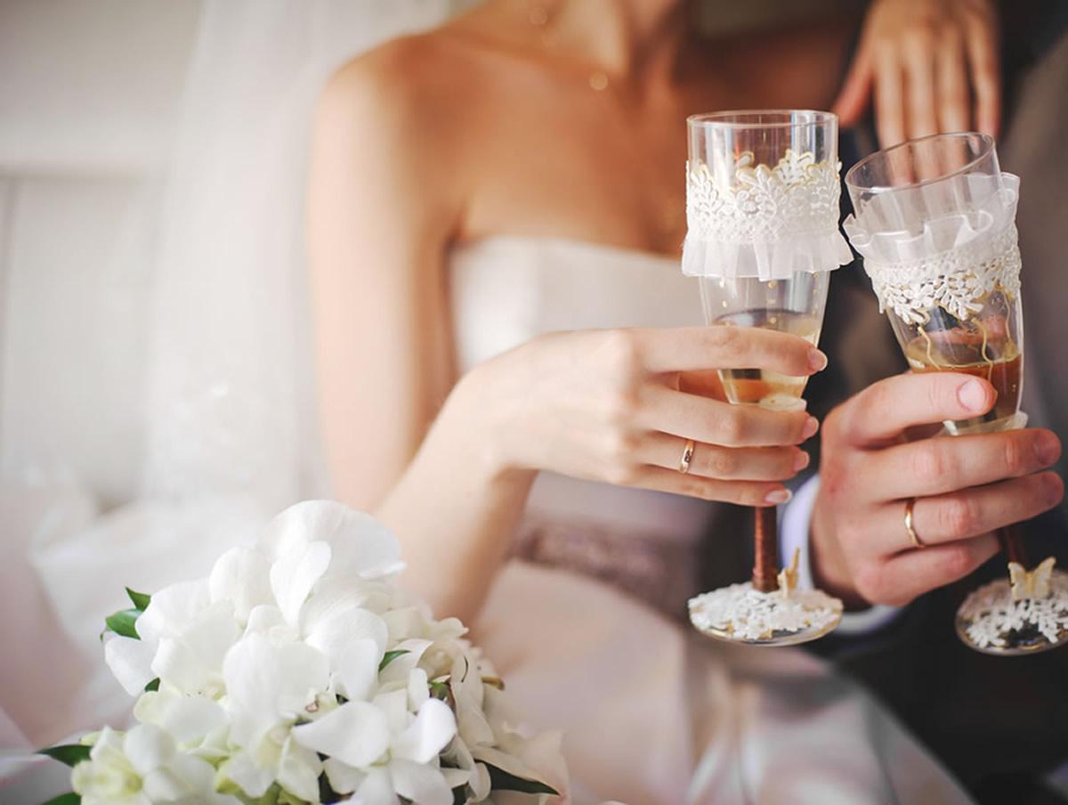 Свадебные тосты с приколами