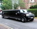 16 Seater Black Hummer Limo
