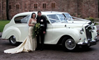 1960s Van Dam Plas Princess Wedding Car
