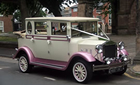 Pink Regal Landaulette Wedding Car