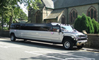 18 Seater Silver Hummerzine Limo