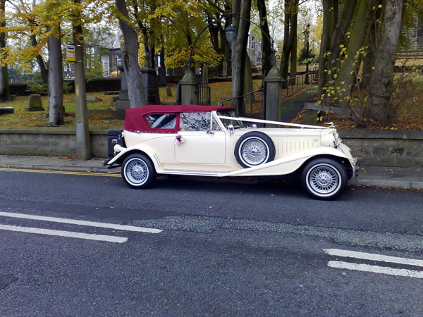Beauford Wedding Car Hire Manchester Manchester