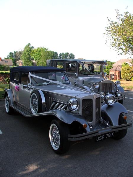 Wedding Car Hire Glossop