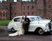 1960s Van Dam Plas Princes wedding car for hire
