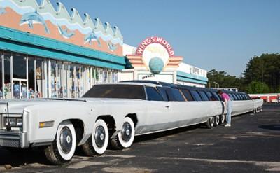 5 Cool And Unusual Limos Strange Limousines Limoscene
