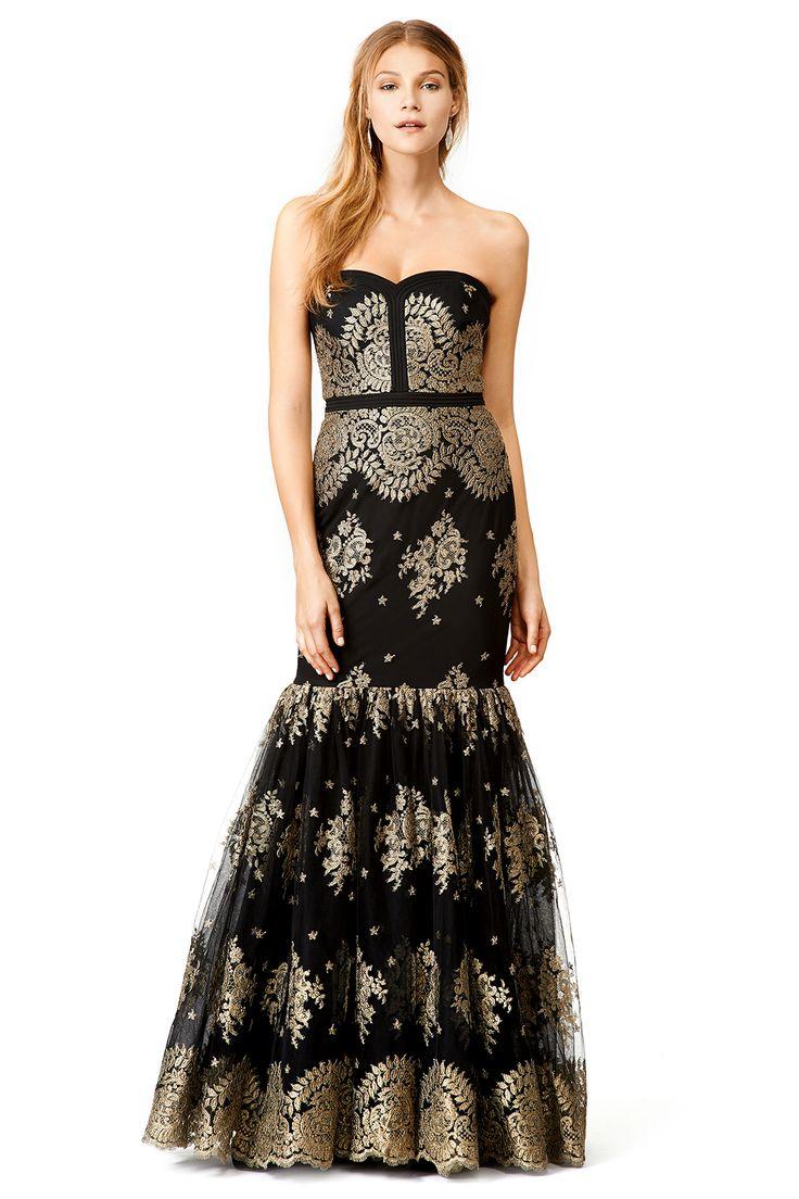 Luxe metallic black