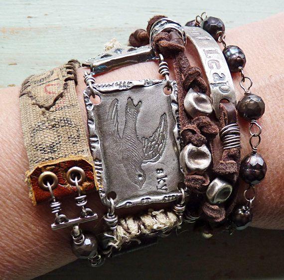 mens boho bracelet