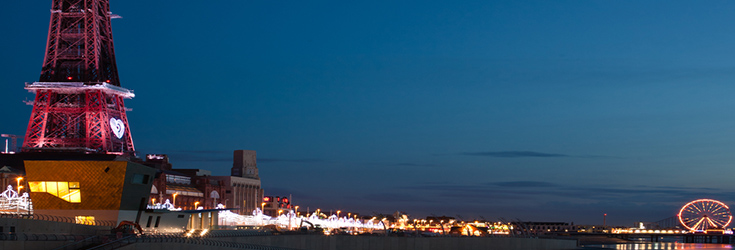 limo blog blackpool is shining bright this September
