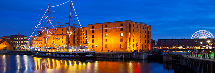 limoscene blog anniversary albert dock