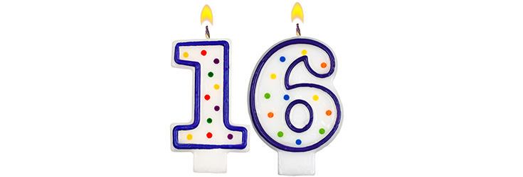 limoscene blog sweet 16 birthdays feature image