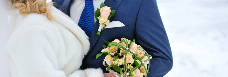 Winter weddings ideas