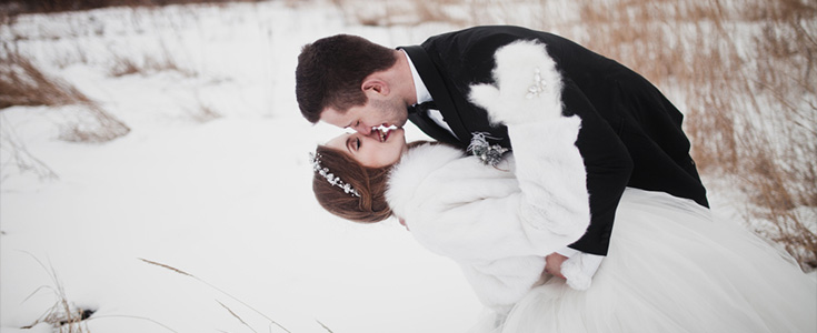 winter wedding ideas what to wear