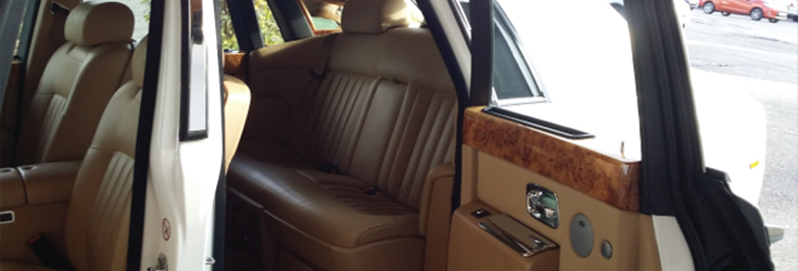 Why the Rolls Royce is the perfect car for mum