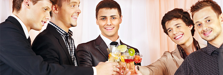 How to arrange a top stag party