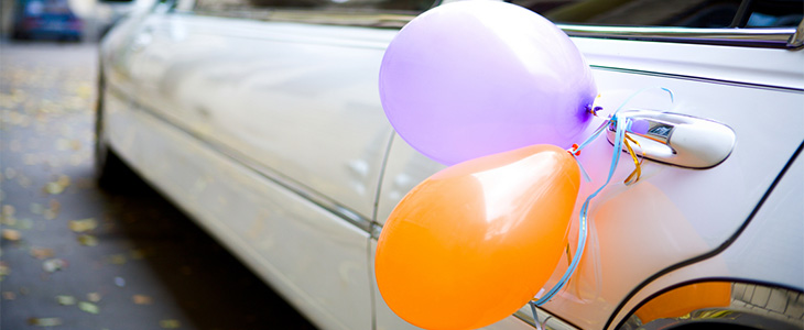 Why now is the time to book your prom limo
