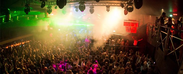 control nightclub Leeds