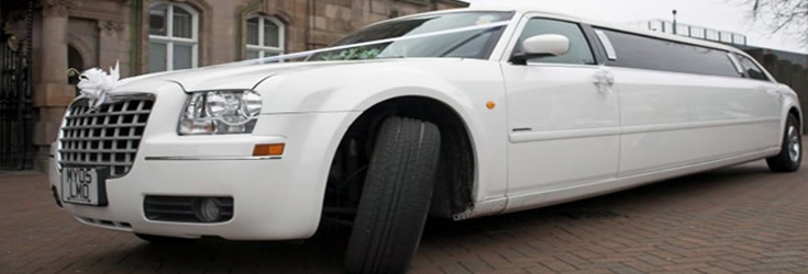 Prefect for prom chrysler limos