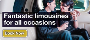 Fantastic limousines for all occasions